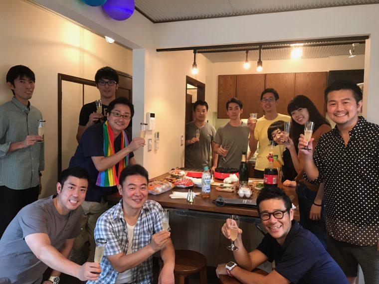 東京 ゲイ シェアハウス